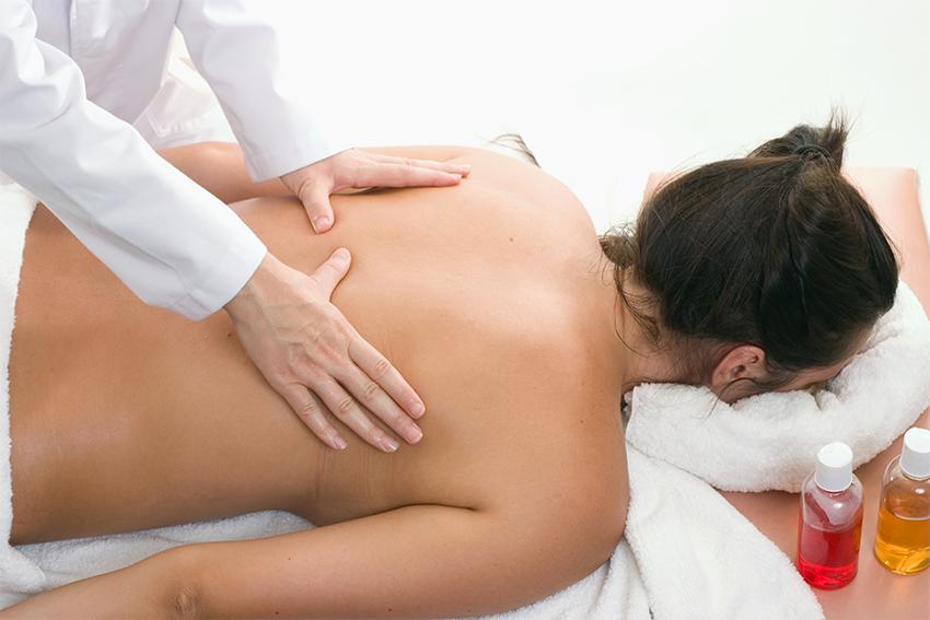 Ganzkörper-Massagen